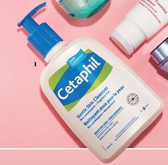 "Cetaphil Gentle Skin Cleanser has been named the winner of Cosmetics Magazine's 2016 ""I Recommend"" Beauty Awards in the category of Best Cleanser (Mass)"